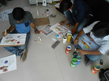 painting compotition at Maac (5)